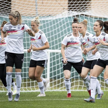 Frauenfußball-WM: Sie wollen nicht mit dem Hintern wackeln