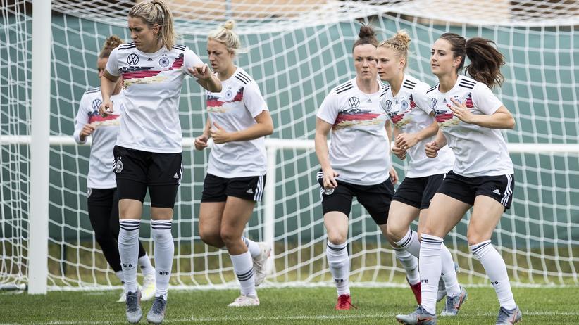 Frauenfußball-WM: Kämpfen für Siege und Anerkennung: Deutschlands Fußballerinnen