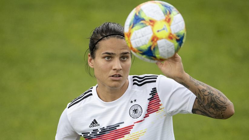 Dzsenifer Marozsán: Kehrt zur WM zurück: Dzenifer Maroszán wird gegen Schweden wieder mitspielen können.