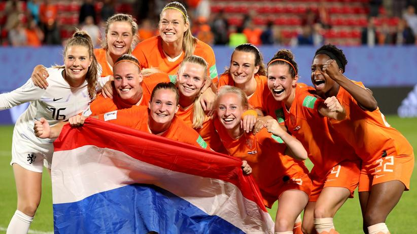 Frauenfußball-WM: Niederlande und Italien erreichen Viertelfinale