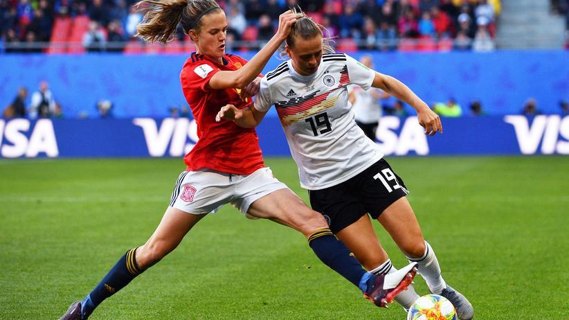 Deutschland – Spanien: Der Ballbesitzfußball ist tot