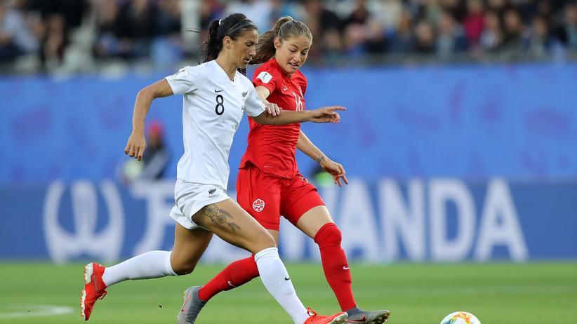 Frauenfußball-WM: Kanada und die Niederlande stehen im Achtelfinale