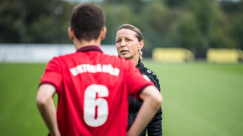 Frauen im Fußball: Die Einzige: Inka Grings