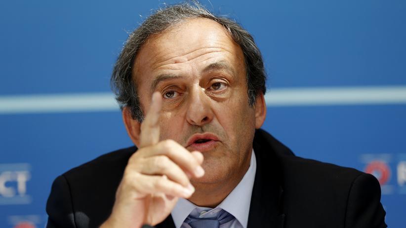 Ex-Uefa-Chef: Michel Platini wegen WM-Vergabe in Polizeigewahrsam