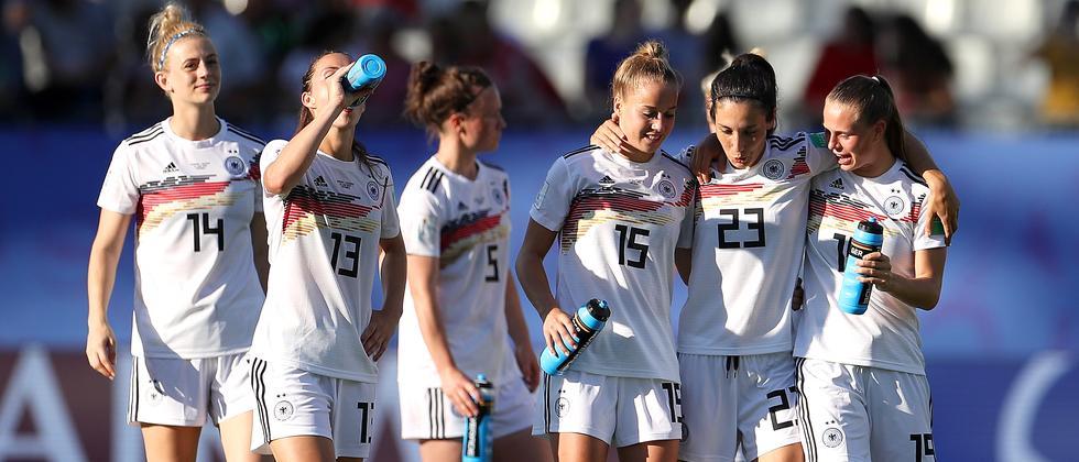 Fußball-WM der Frauen: Wo ist das bunte Deutschland?