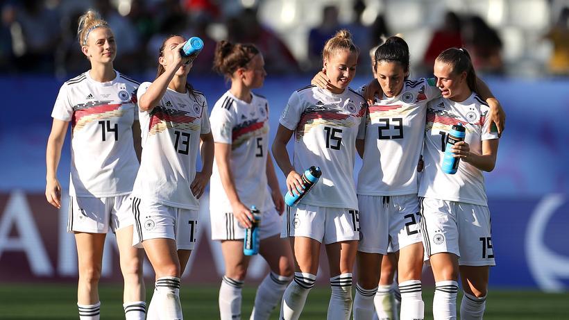 Fussball Wm Der Frauen Wo Ist Das Bunte Deutschland Zeit