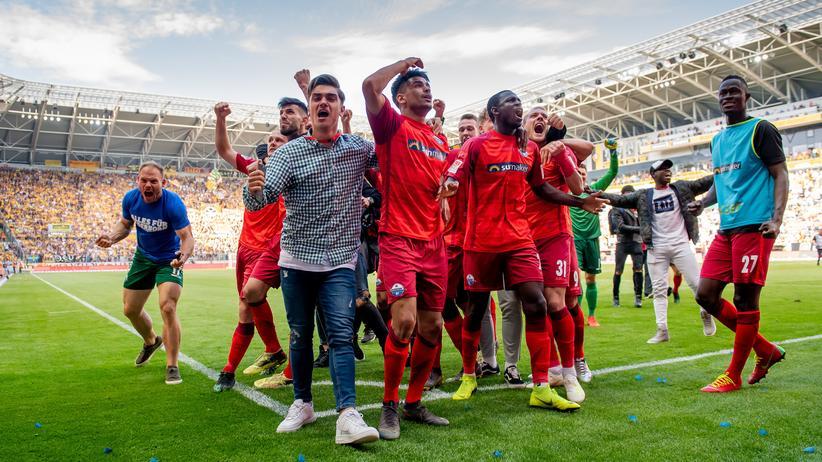 SC Paderborn: Willst du mein Freund sein?