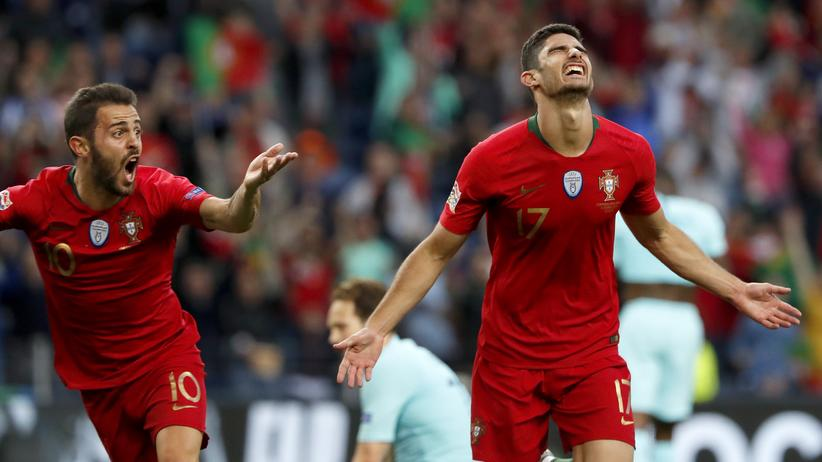 Nations League: Portugal ist erster Sieger der UEFA Nations League