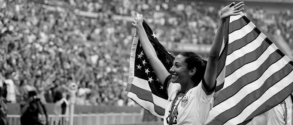 Frauenfußball-WM: Strahlende Siegerinnen
