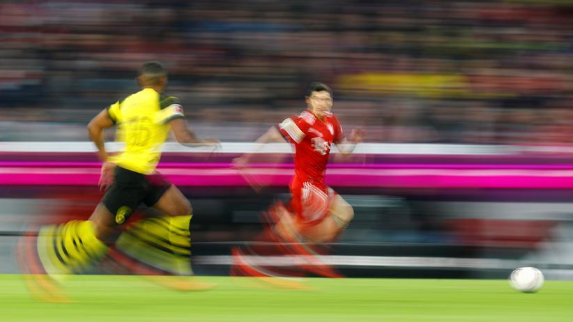 Bundesliga: Diese Saison wird ein schöner Zweikampf