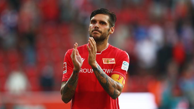 Union Berlin – RB Leipzig: Christopher Trimmel nach der Niederlage seiner Mannschaft in der Alten Försterei