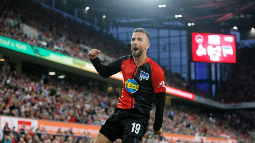 Bundesliga, 6. Spieltag: Hertha BSC gewinnt in Köln