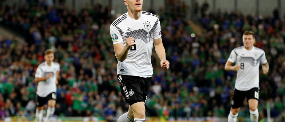 EM-Qualifikation: Deutschland müht sich zum Sieg gegen Nordirland