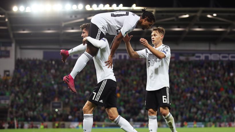 Nordirland Deutschland 0 2 Ein Ernuchternder Sieg Zeit