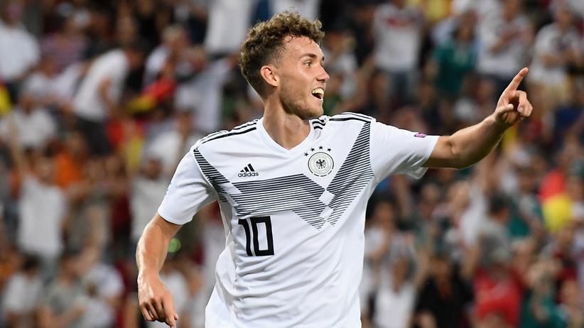 Luca Waldschmidt: Sagenhafte sieben Tore schoss Luca Waldschmidt bei der U21-EM.
