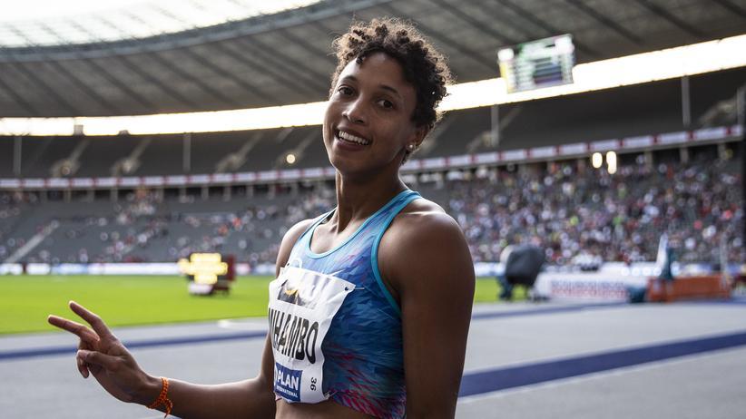 Keine springt gerade so weit wie sie: Malaika Mihambo
