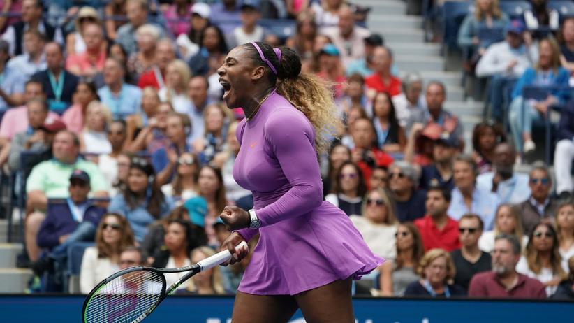 Serena Williams: 100 Zeilen Liebe