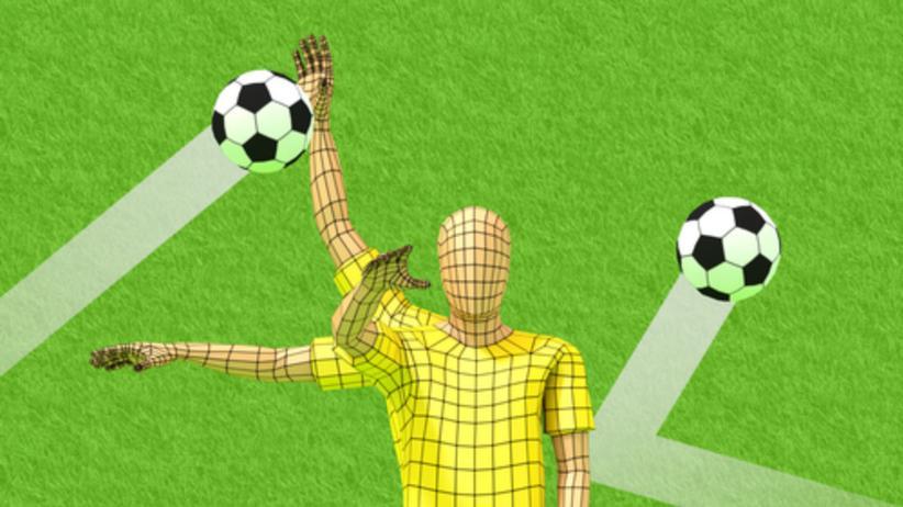 Fußball-Regeln: Hand oder nicht Hand?