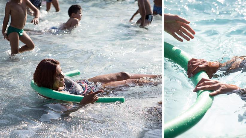 Integration: Die Schwimmnudel gehört jetzt zu Gargee.