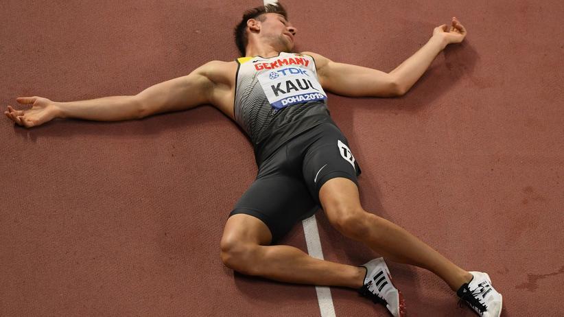 Leichtathletik-WM: Niklas Kaul gewinnt Gold im Zehnkampf