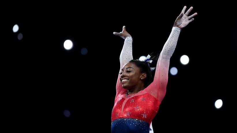 Simone Biles: Einfach die Beste