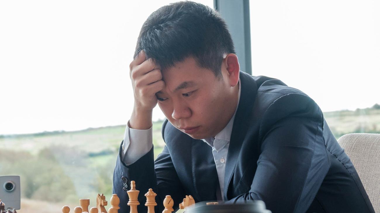 Schach : Jetzt jagt ein zweiter Chinese Magnus Carlsen