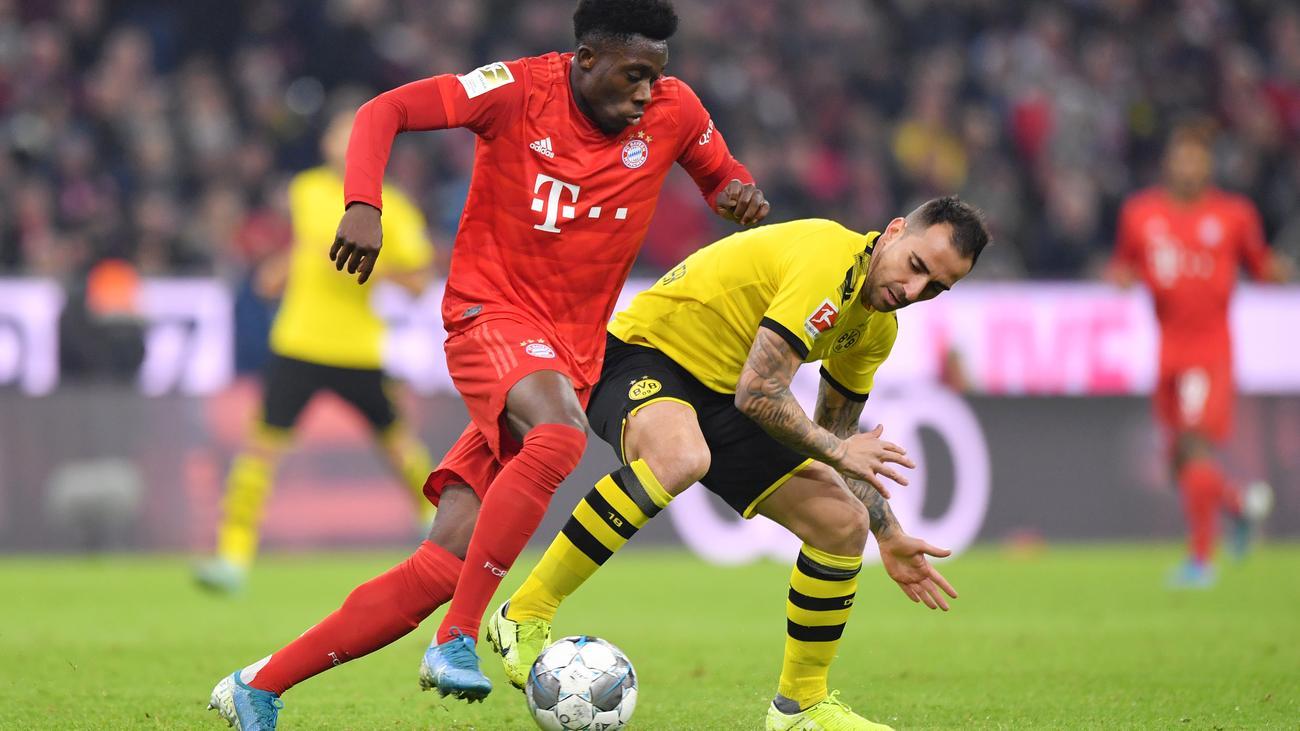 Bundesliga, 11. Spieltag: Bayern demontiert den BVB