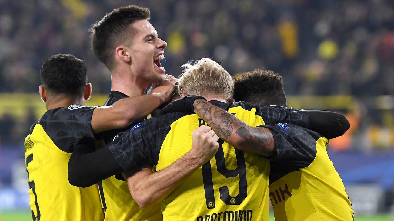 Champions League: Dortmund gewinnt gegen Inter Mailand