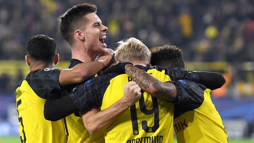 Champions League: Dortmund dreht Rückstand gegen Mailand noch zum Sieg
