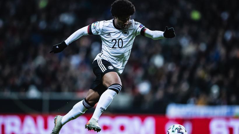 Em Qualifikation Deutschland Besiegt Nordirland Mit 6 1