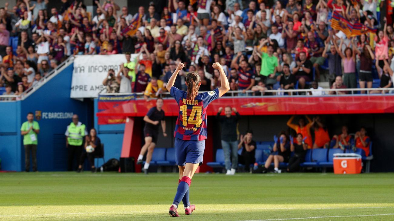 Frauenfussball: Spanischer Verband bietet Fußballerinnen ein Mindestgehalt
