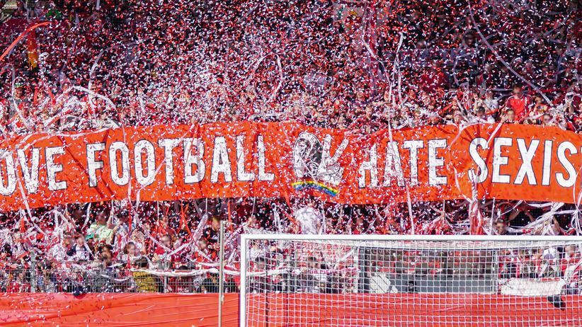 Fußball: Die Freiburger Fankurve