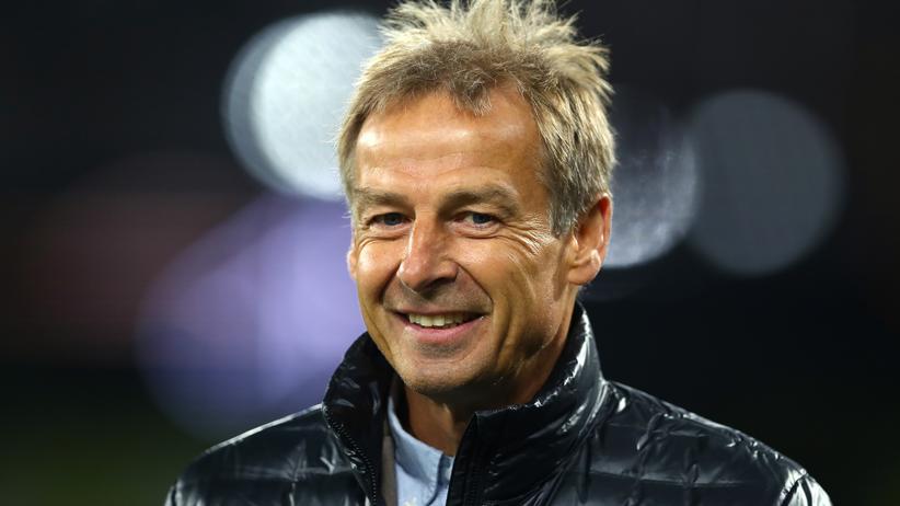 Bundesliga: Jürgen Klinsmann, früherer Bundestrainer und künftiges Mitglied des Aufsichtsrats von Hertha BSC