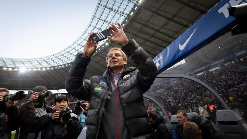Jürgen Klinsmann: Die ewige Berliner Hoffnung, alles möge schöner werden