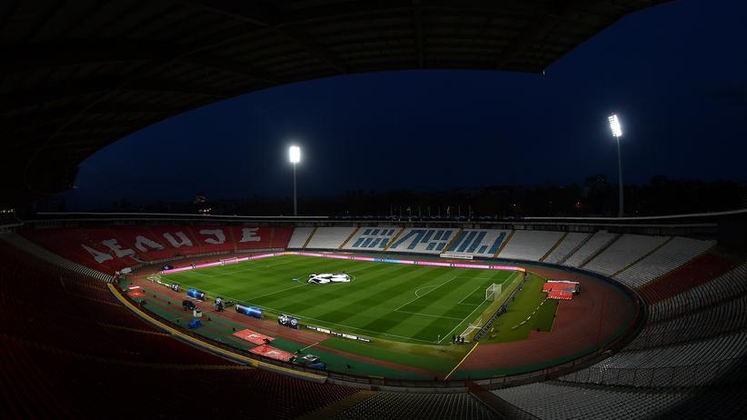 Roter Stern Belgrad: Wenn ein Stadion erzählen könnte