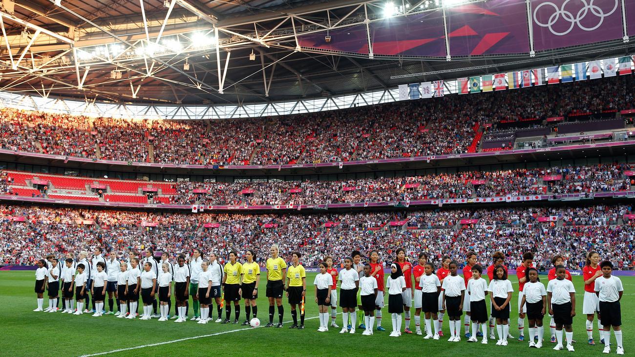England gegen Deutschland: Frauenfußball is coming home
