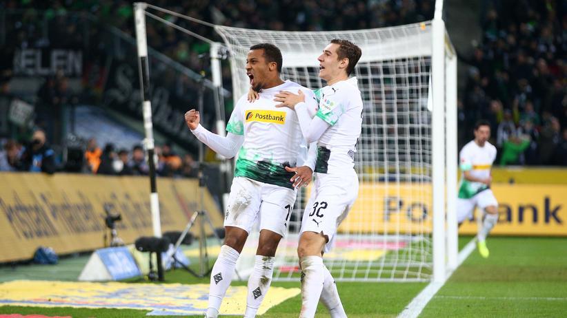 Bundesliga, 16. Spieltag: Borussia Mönchengladbach gewinnt gegen Paderborn