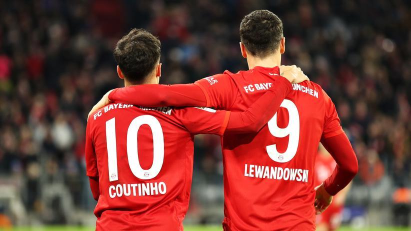 Bundesliga-Rückschau: Zeit der Zärtlichkeit