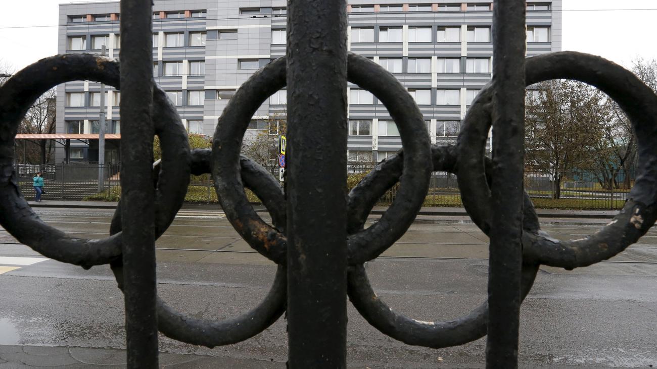 Doping: Russland für vier Jahre aus dem Weltsport ausgeschlossen