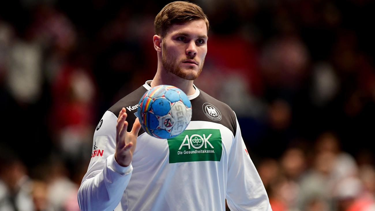 Handball European Championship Germany Wins Against Belarus