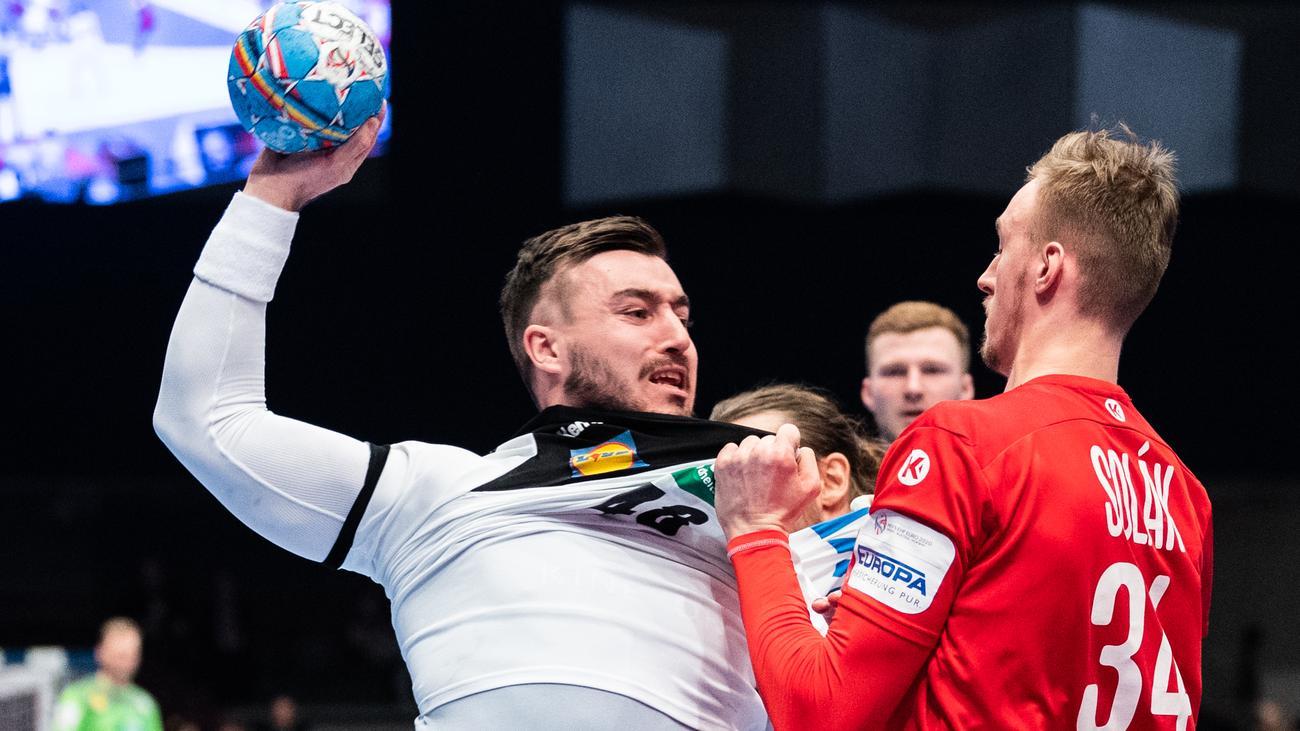 Deutschland Portugal Handball