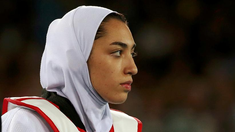 Kimia Alisadeh: Olympiamedaillengewinnerin flieht aus dem Iran