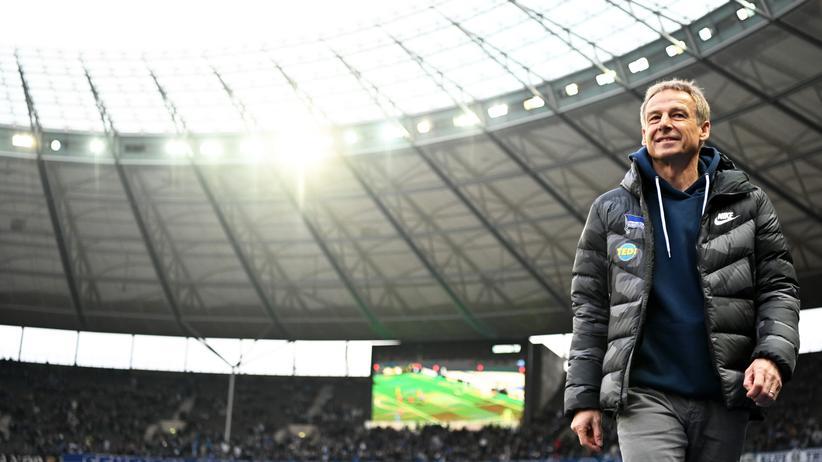 Das Scheitern ist des Klinsmanns Lust: Jürgen Klinsmann ist als Trainer von Hertha BSC zurückgetreten.