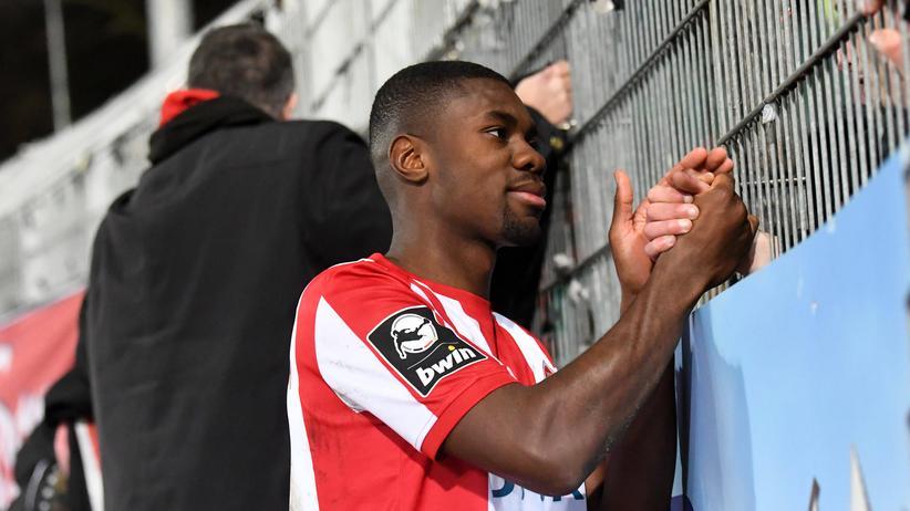 Preußen Münster: Fußballfans sorgen für Festnahme nach rassistischen Rufen