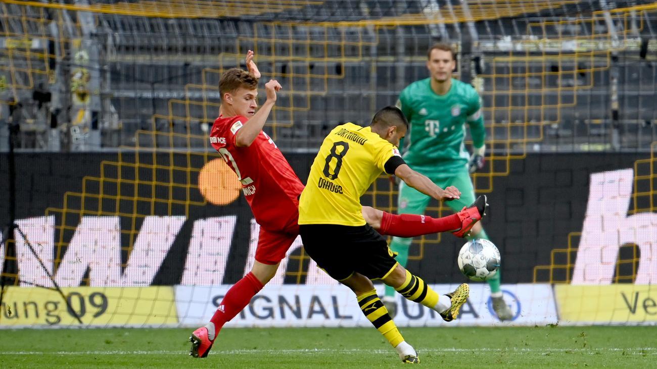 Dortmund – Bayern München: Geistermeister