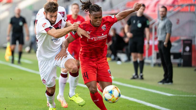 Relegationsspiel Ingolstadt Nürnberg
