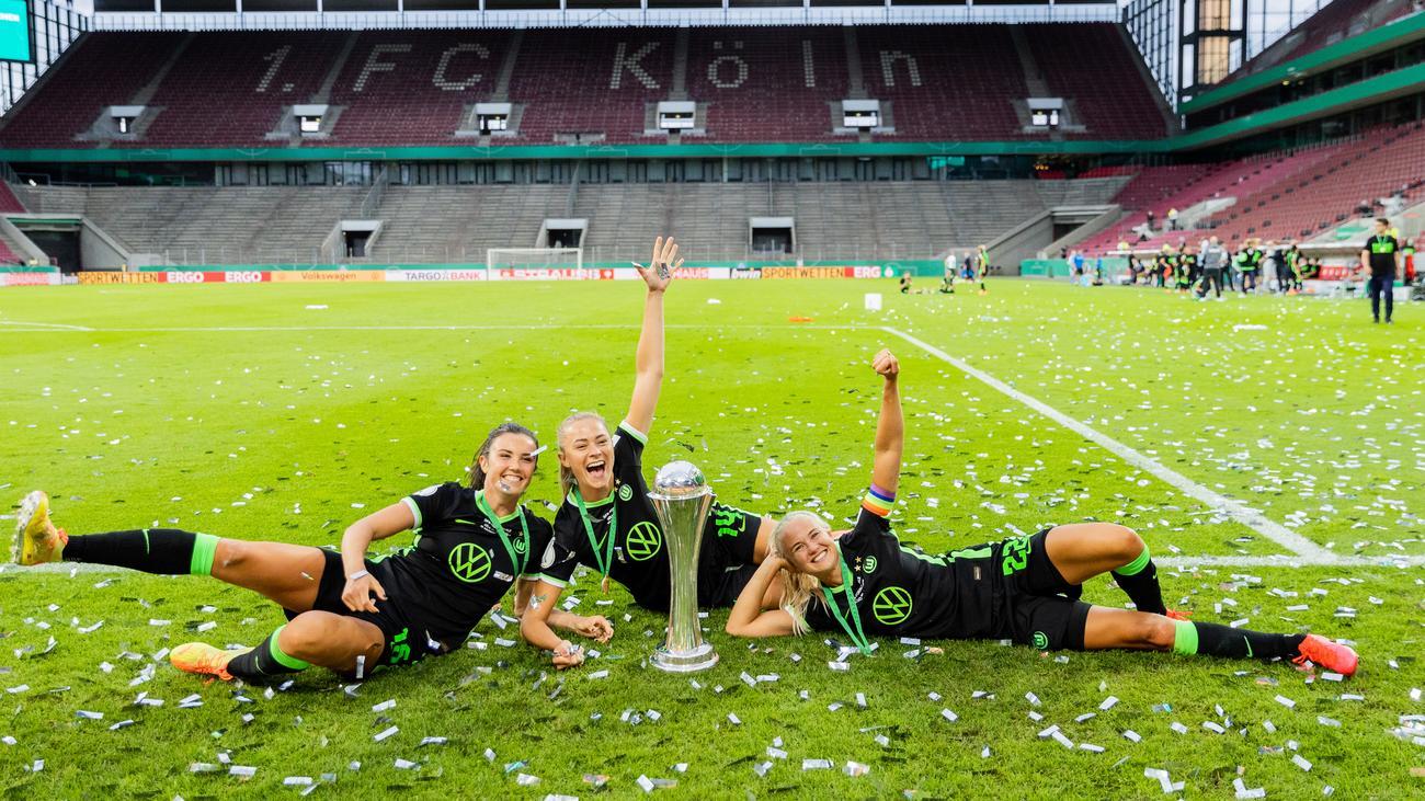 Frauen Dfb Pokalfinale