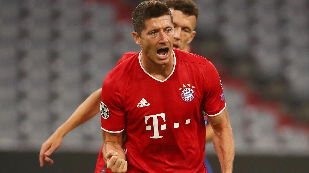 Bayern München steht im Viertelfinale