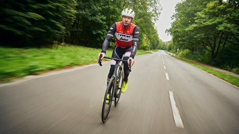 """Rennradfahren: """"Wenn du schnell sein willst, musst du erst langsamer werden"""""""
