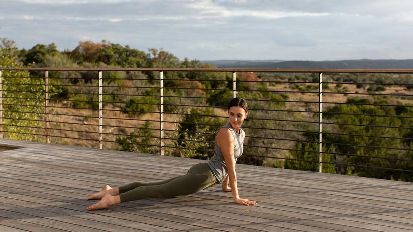 """Adriene Mishler: """"Ich sage immer: Vergiss, was du glaubst über Yoga zu wissen"""""""
